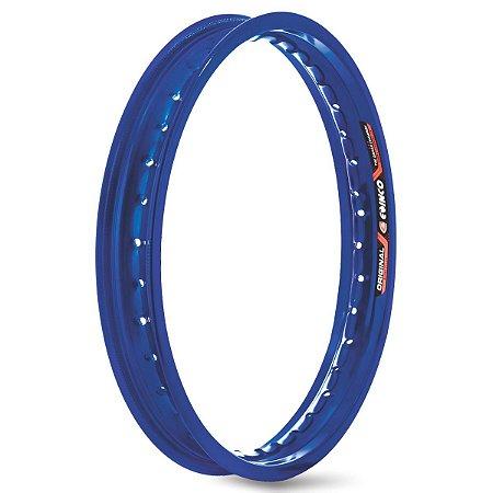 Aro De Roda Dianteiro Eninco Crf 230 - Azul