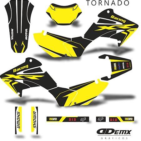 Kit Adesivo 3M tornado RACEWAY  HONDA