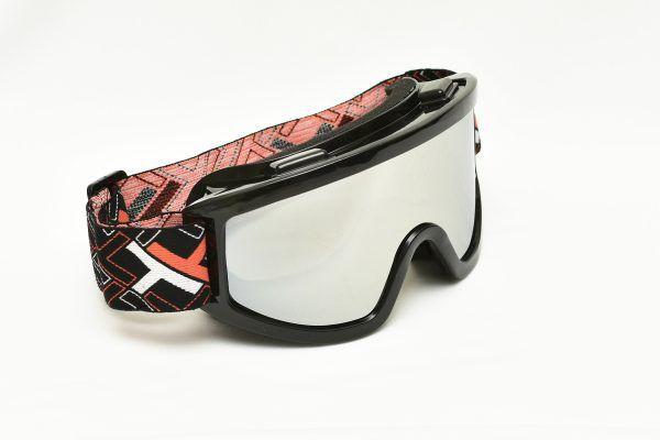 Óculos espelhado Mattos Racing Preto
