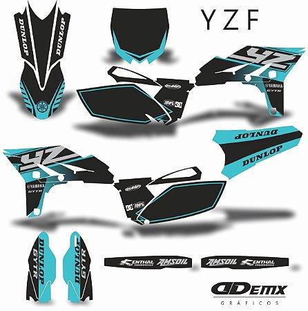 Kit Adesivo 3M YZF  BANSHEE
