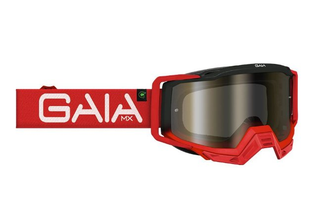 Óculos Gaia Mx special red-embaçante