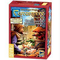Carcassonne: Construtores e Comerciantes (2a edição) - Expansão