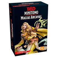 D&D: Minitomo de Magias Arcanas