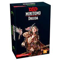 D&D: Minitomo do Druida