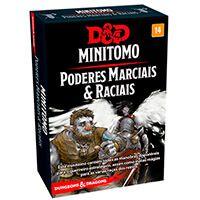 D&D: Minitomo Poderes Marciais e Raciais