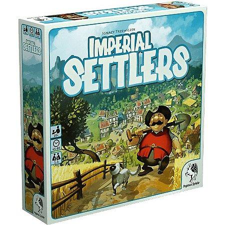 Imperial Settlers: a Ascensão de um Império