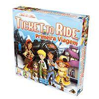 Ticket to Ride Primeira Viagem