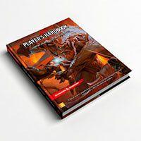 D&D - Livro do Jogador (Player's Handbook) - 5a Edição