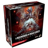 D&D - Waterdeep:  A Masmorra do Mago Louco