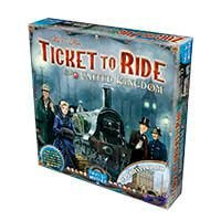 Ticket to Ride: Reino Unido e Pensilvânia (Expansão)