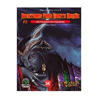 D&D - Aventuras para Quinta Edição #3 - Os Pilares de Pelagia