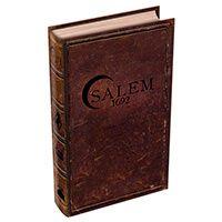 Salem 1692 - Coleção Cidades Sombrias
