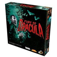 Fury of Dracula - 3a  Edição
