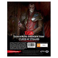 D&D - A Maldição de Strahd - Escudo do Mestre