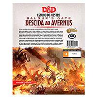 D&D - Descida ao Avernus - Escudo do Mestre