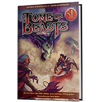 Tome of Beasts: Bestiário Fantástico - Volume 1
