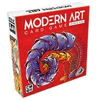 Modern Art: Card Game