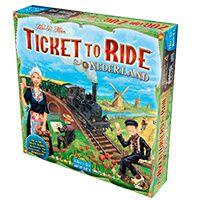 Ticket to Ride: Holanda (Expansão)