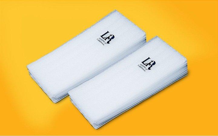 Manta Sem Velcro Isotérmica Para Mechas Tamanho M - 100 tiras - Luciana Rosa Acessórios