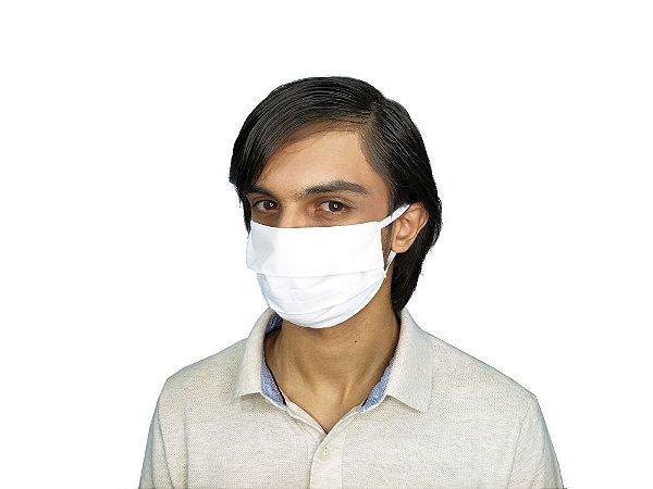 Kit 5 Máscaras 100% Algodão