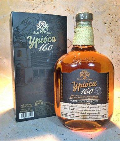 Cachaça Ypióca 160 anos 700ml
