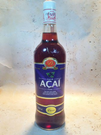 Licor Dubar Açaí 960 ml