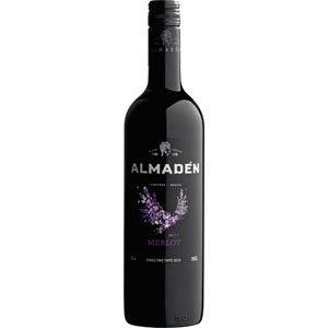 Vinho Almadén Merlot - Tinto Seco 750ml