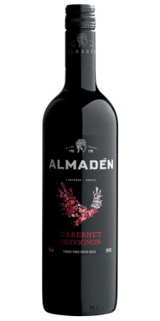 Vinho Almadén Cabernet Sauvignon - Tinto Seco 750ml