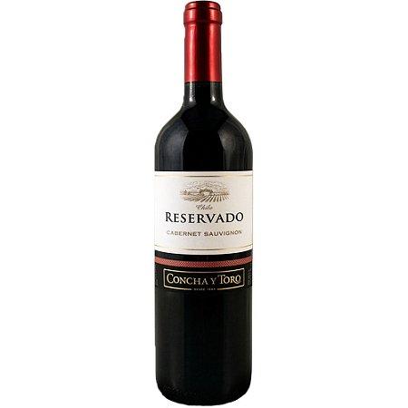 Vinho Concha Y Toro Reservado Cabernet Sauvignon - Tinto Seco 750ml