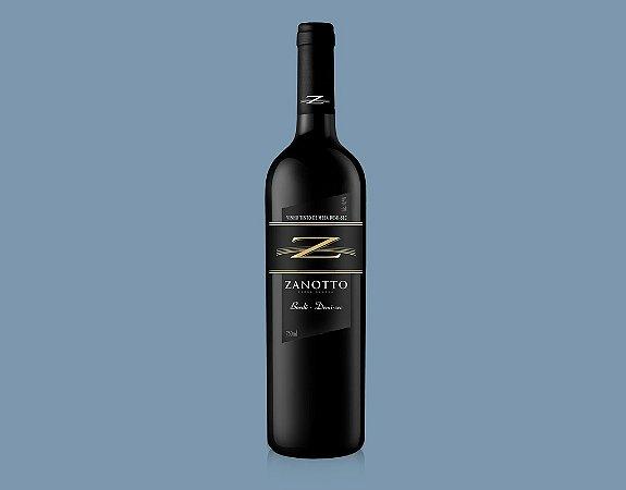 Vinho Zanotto Bordô - Tinto Semi Seco 750ml
