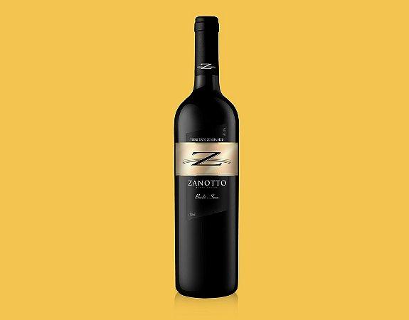 Vinho Zanotto Bordô - Tinto Seco 750 ml