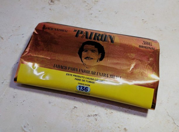 Tabaco The Patron Classico 30g