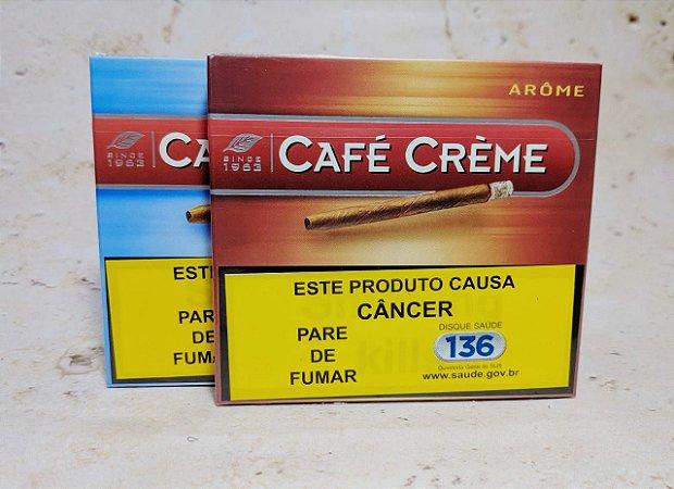 Cigarrilha Café Créme