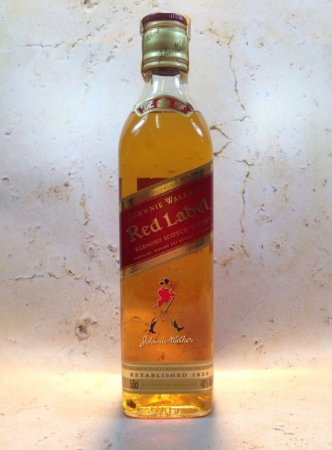 Whisky Johnnie Walker Red Label 500 ml
