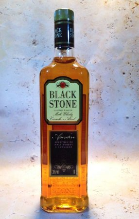 Whisky Black Stone 1 Litro