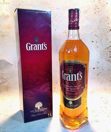 Whisky Grant's 1 litro