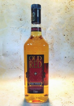 Whisky Old Red 1 Litro