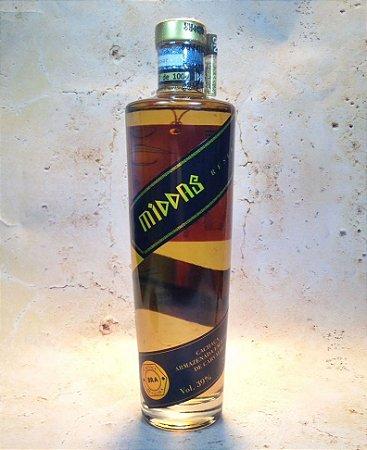 Cachaça Middas Reserva Especial com Flocos de Ouro 700 ml