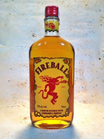 Whisky Fireball 750ml
