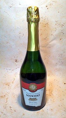 Vinho Moscatel Manosso Espumante 750ml