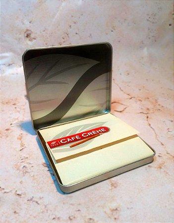Cigarrilhas Café Creme 10 unidades lata