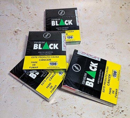 Cigarro Black Menta