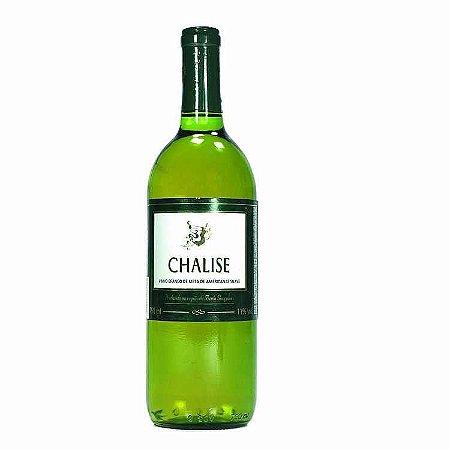 Vinho Chalise - Branco Suave 750ml