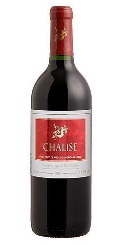 Vinho Chalise - Tinto Suave 750ml