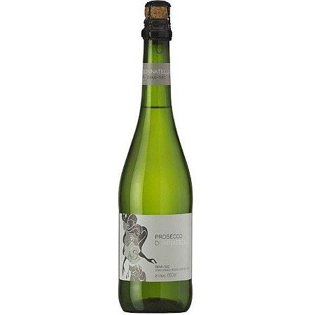 Vinho Frisante Donnatella - Branco Semi-Seco 660ml