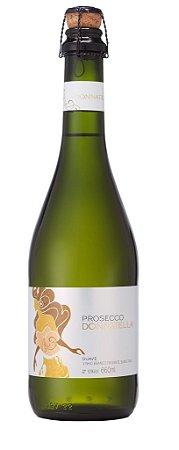 Vinho Frisante Donnatella - Branco Suave 600ml
