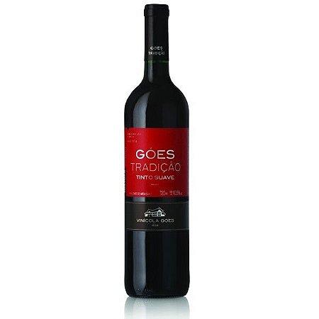 Vinho Góes Tradição - Tinto Suave 720ml