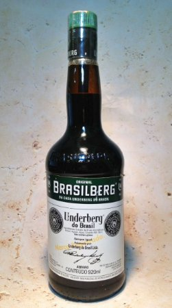 Aperitivo Brasilberg Underberg 920ml