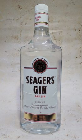 Gin Seagers Dry 1 Litro