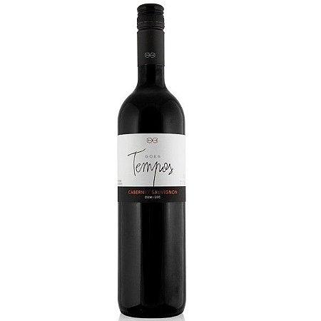 Vinho Góes Tempos Cabernet - Tinto Demi-Sec 750ml